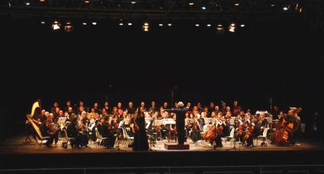 ORCHESTRA SINFONICA EUROPA MUSICA