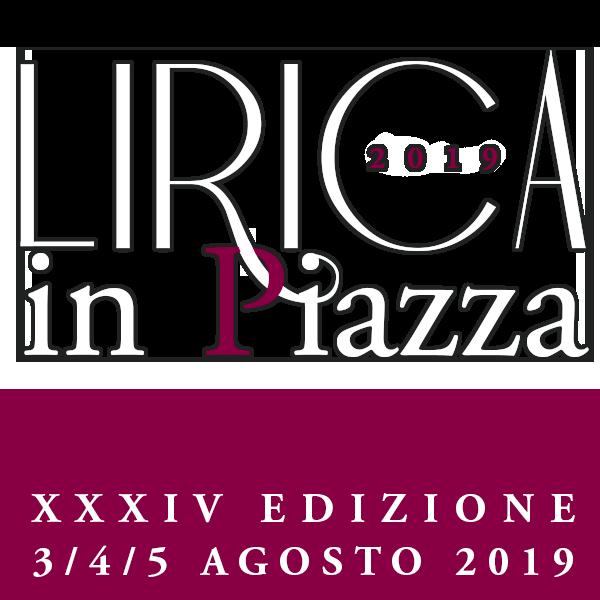 Lirica in Piazza 2019